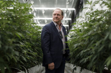 A cannabis problem keeps Aurora CEO up at night