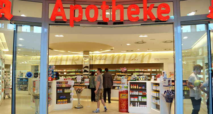 Aurora products go live in German pharmacies