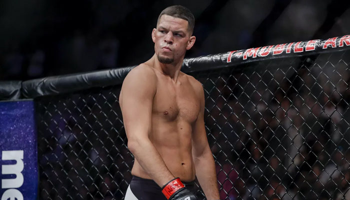 MMA fighter Nate Diaz takes credit for Aurora Cannabis/UFC partnership