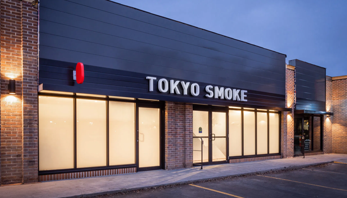 Canopy Growth to open ten new Tokyo Smoke-branded stores