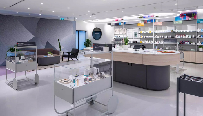 Canopy Growth unveils new Tokyo Smoke dispensary