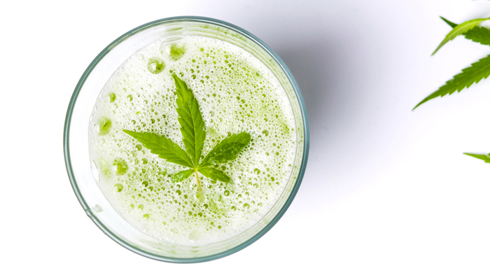 Canopy Growth begins shipping THC-infused drinks