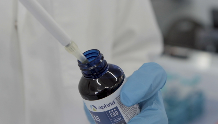 Aphria-produced CBD cancer relief now being tested