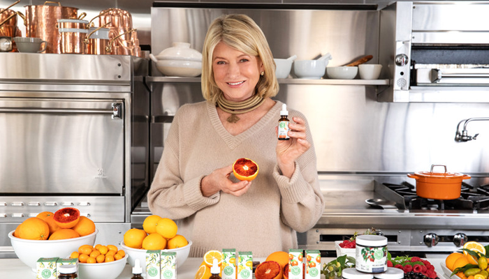 Canopy Growth and Martha Stewart launch new CBD supplements