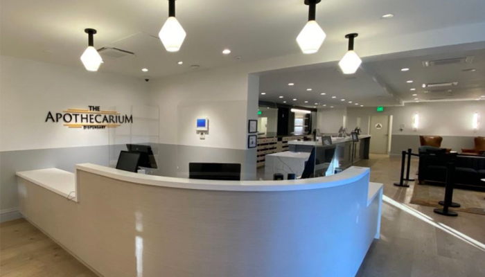 TerrAscend has a new dispensary in California
