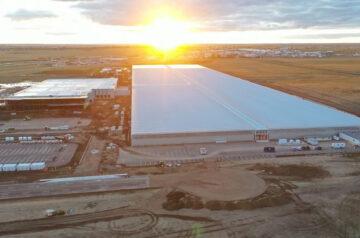 Aurora Cannabis to sell massive Aurora Sun facility