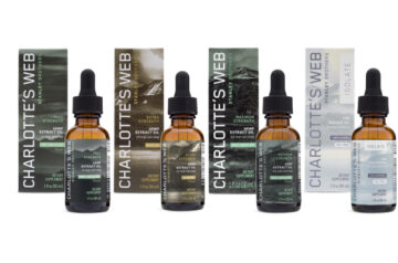 Charlotte's Web Holdings introduces THC-free CBD oil tinctures