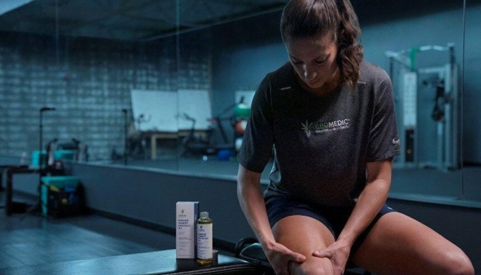 Charlotte's Web Holding's CBDMEDIC brand partners with US Women's Soccer star