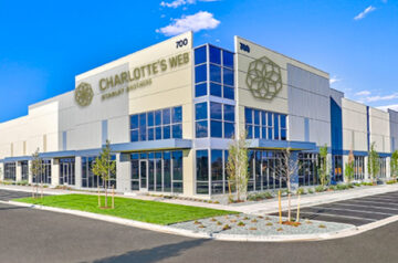 Charlotte's Web Holdings has a new chief financial officer