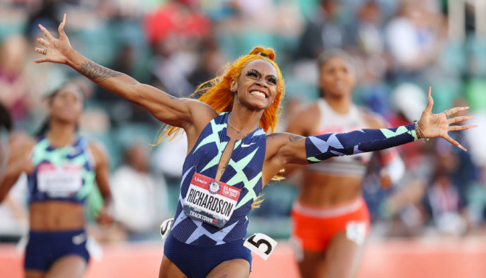 Tilray supports US sprinter Sha'Carri Richardson after misguided Olympics ban