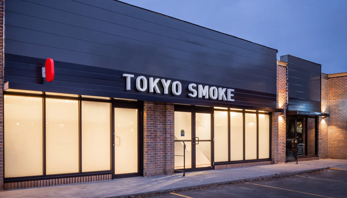 Canopy Growth brand Tokyo Smoke makes it easy to navigate the cannabis space
