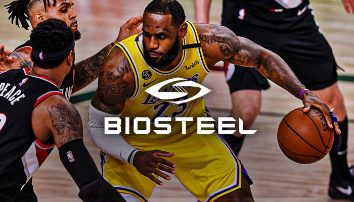 Canopy Growth's BioSteel is now the official sports drink of the LA Lakers