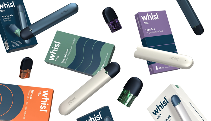 Canopy Growth introduces new CBD vape, whisl
