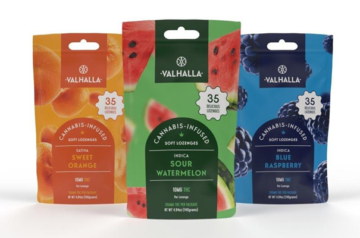TerrAscend launches Valhalla Confections brand in New Jersey